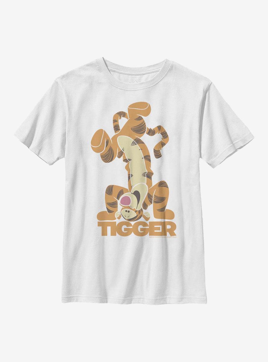 Disney Winnie The Pooh Tigger Bounce Youth T-Shirt