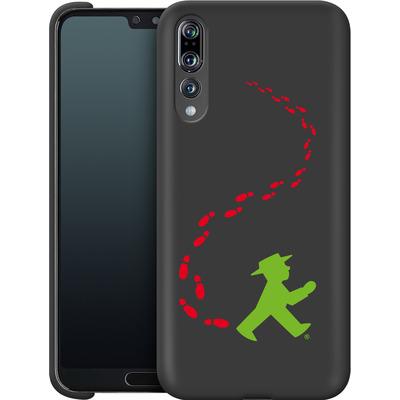 Huawei P20 Pro Smartphone Huelle - AMPELMANN Footsteps  von AMPELMANN