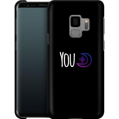 Samsung Galaxy S9 Smartphone Huelle - You Moon von caseable Designs