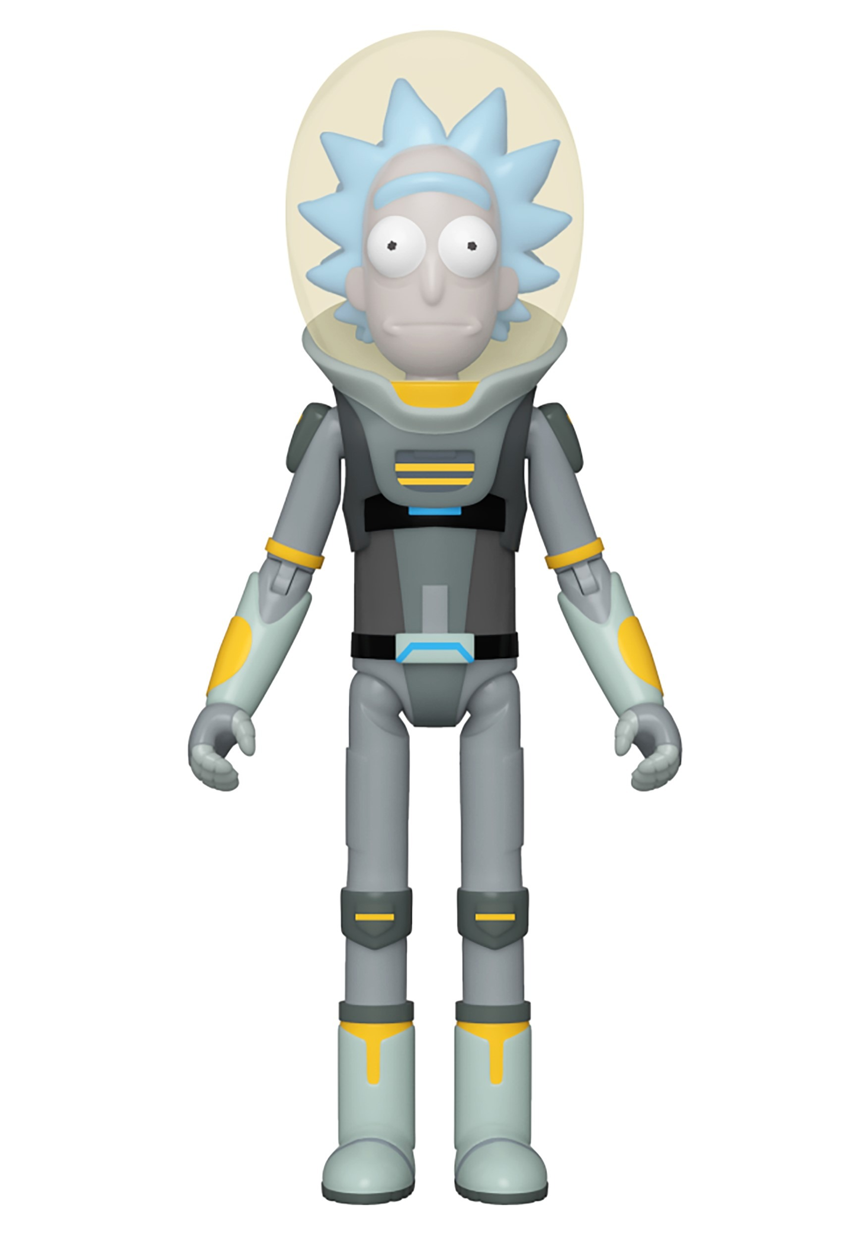 Action Figure: Space Suit Rick - Rick & Morty