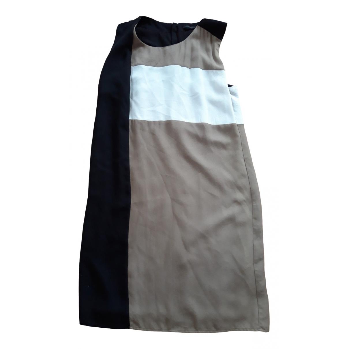 Ikks \N Kleid in  Braun Polyester