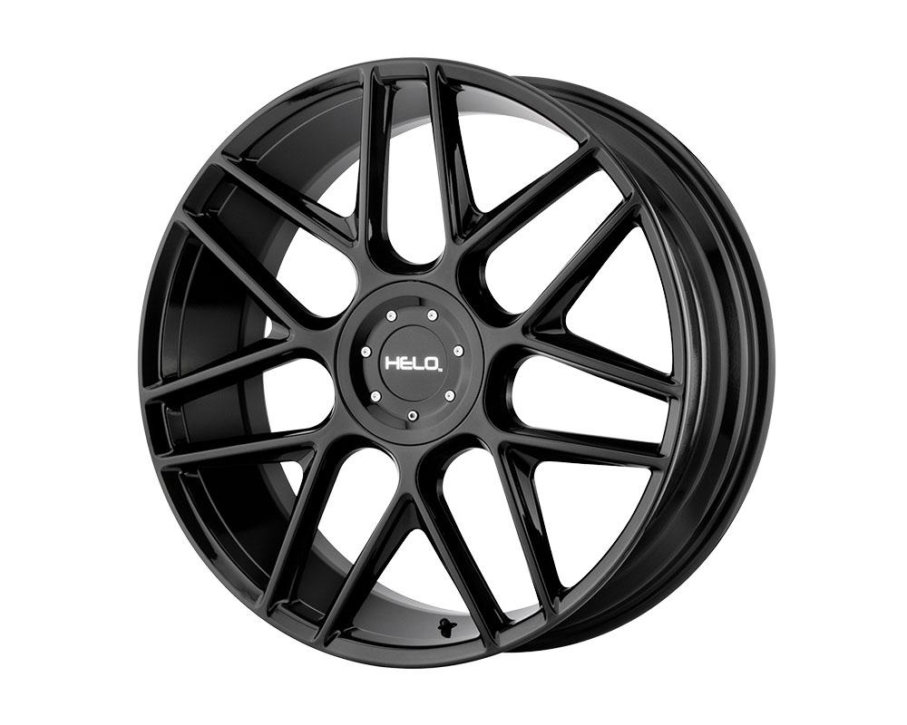 Helo HE912 Wheel 18x8 5x5x100/5x105 +40mm Gloss Black