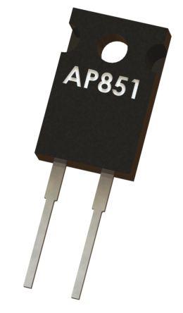 Arcol 15Ω Fixed Resistor 50W ±5% AP851 15R J 100PPM