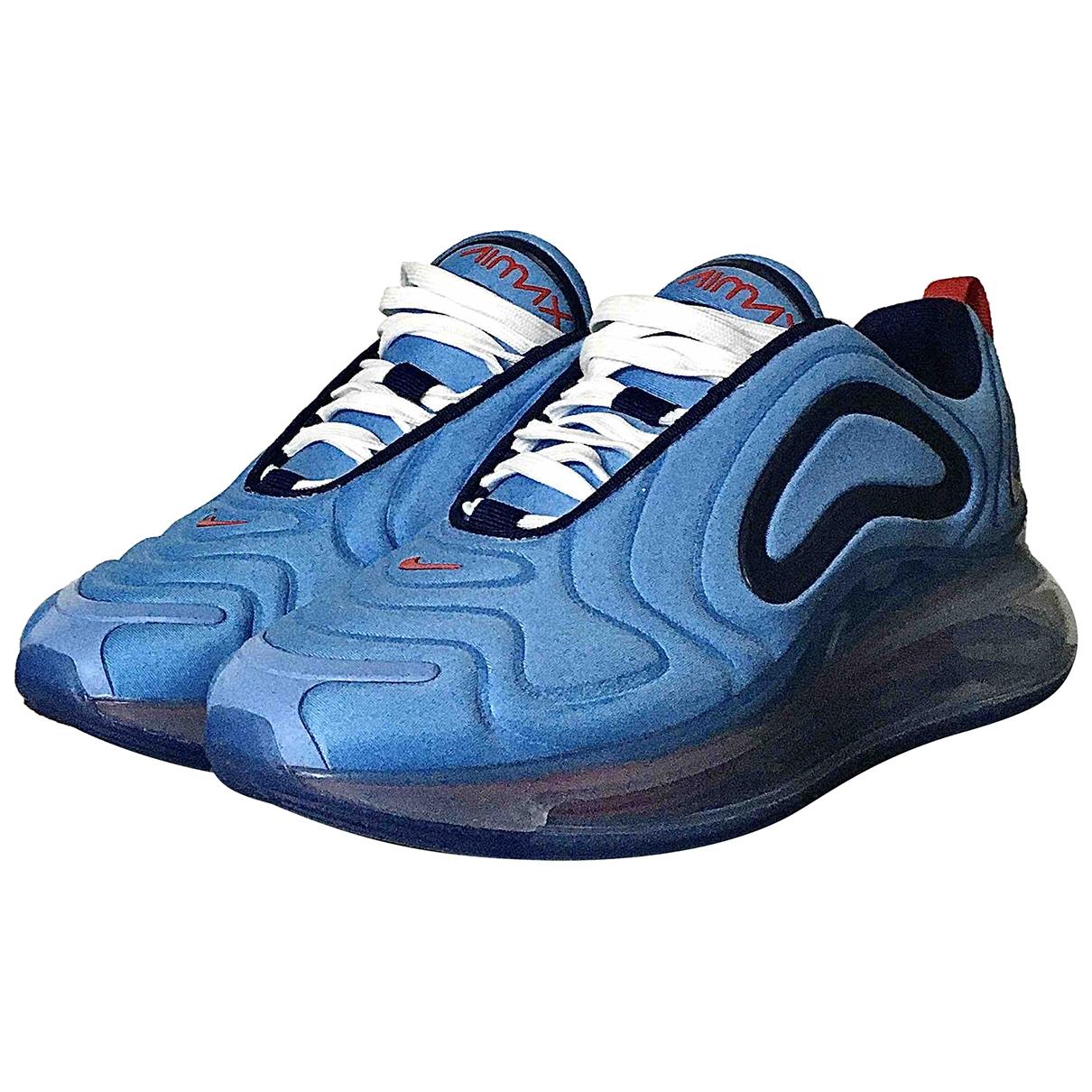 Nike - Baskets Air Max 720 pour homme - bleu