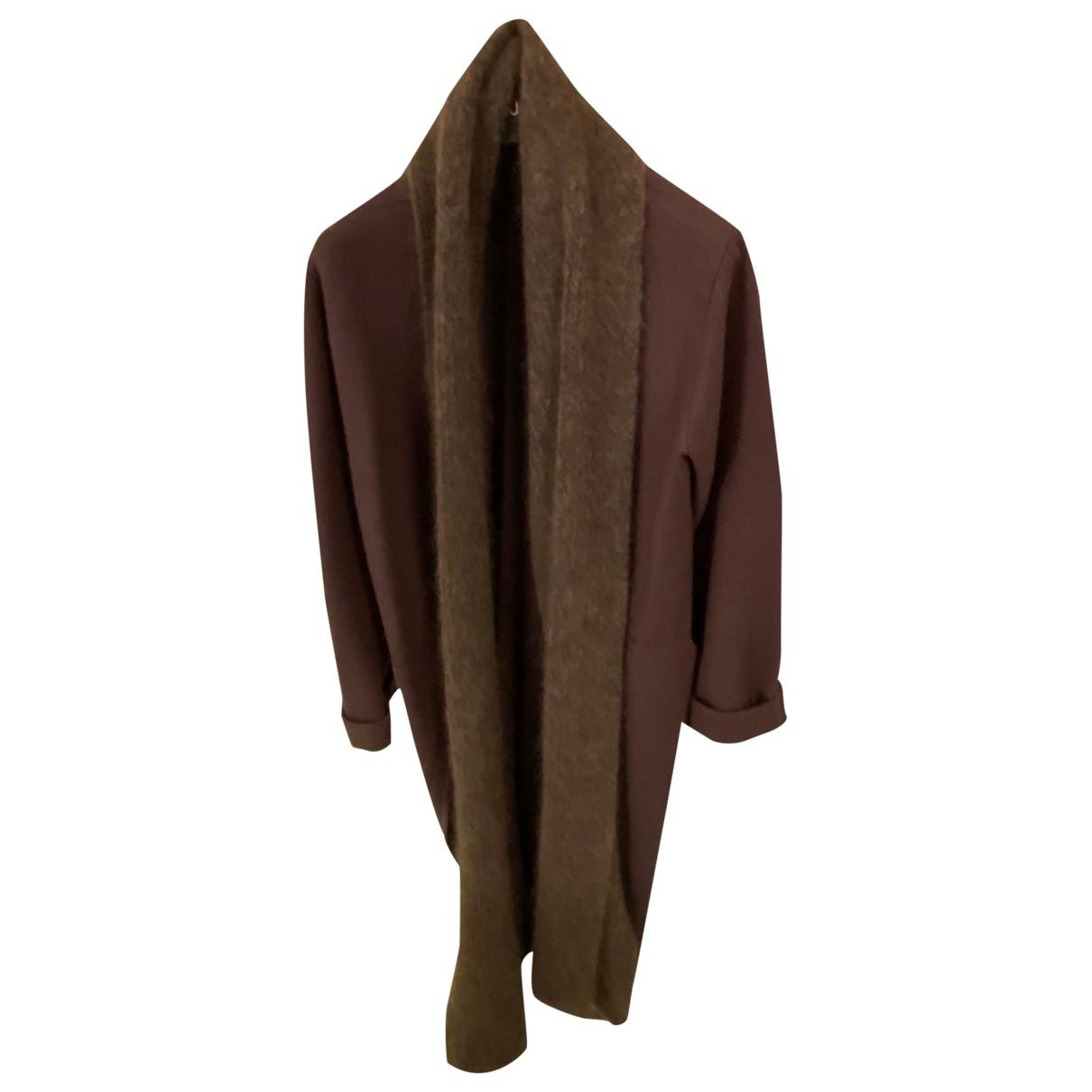 Zara - Veste   pour femme en laine