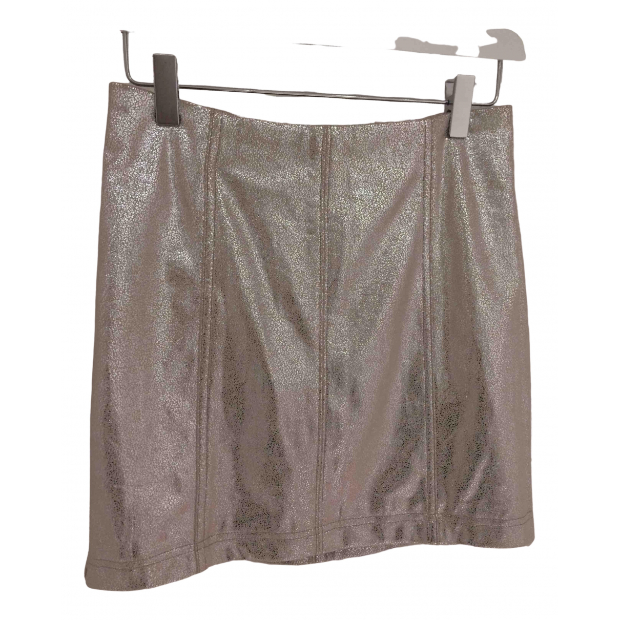 Free People N Metallic skirt for Women 2 US