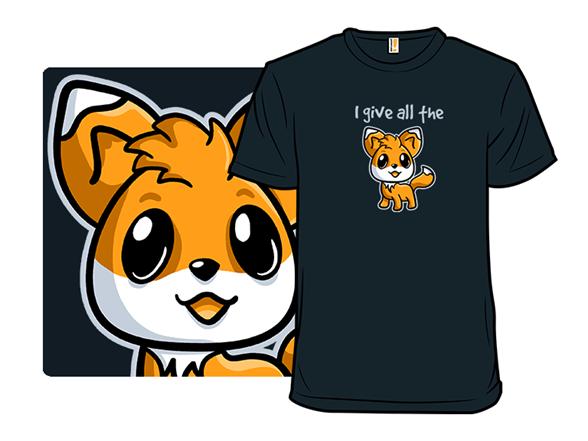All The Fox T Shirt