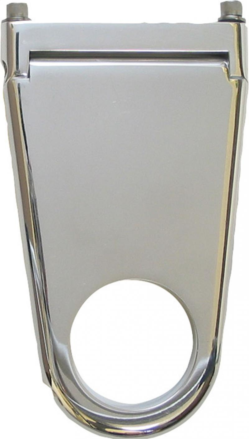 Borgeson 911173 Column Drop; Blank Style; 1-3/4in. Column X 3in. Drop; Polished Aluminum