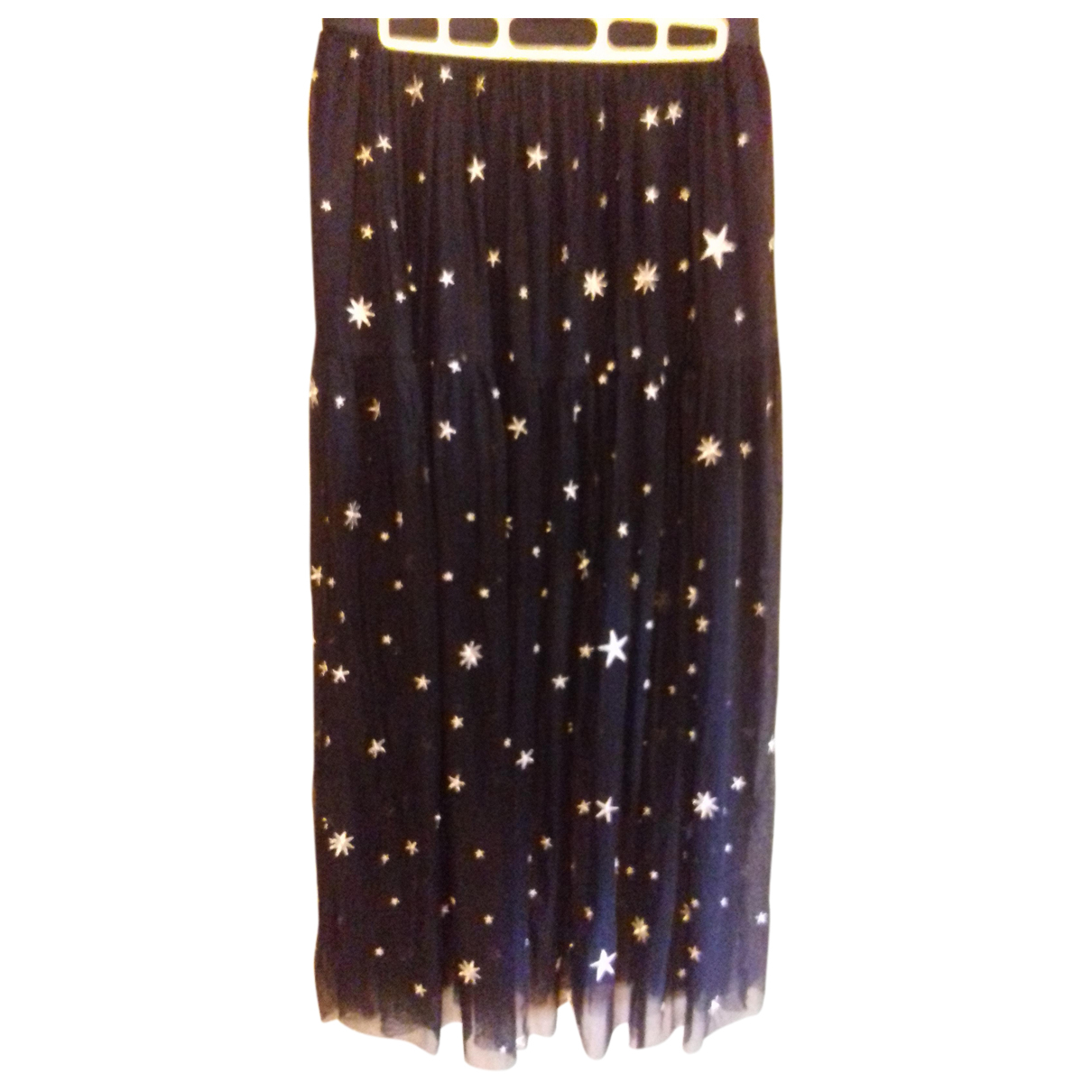 Maje Fall Winter 2019 Black skirt for Women 3 0-5