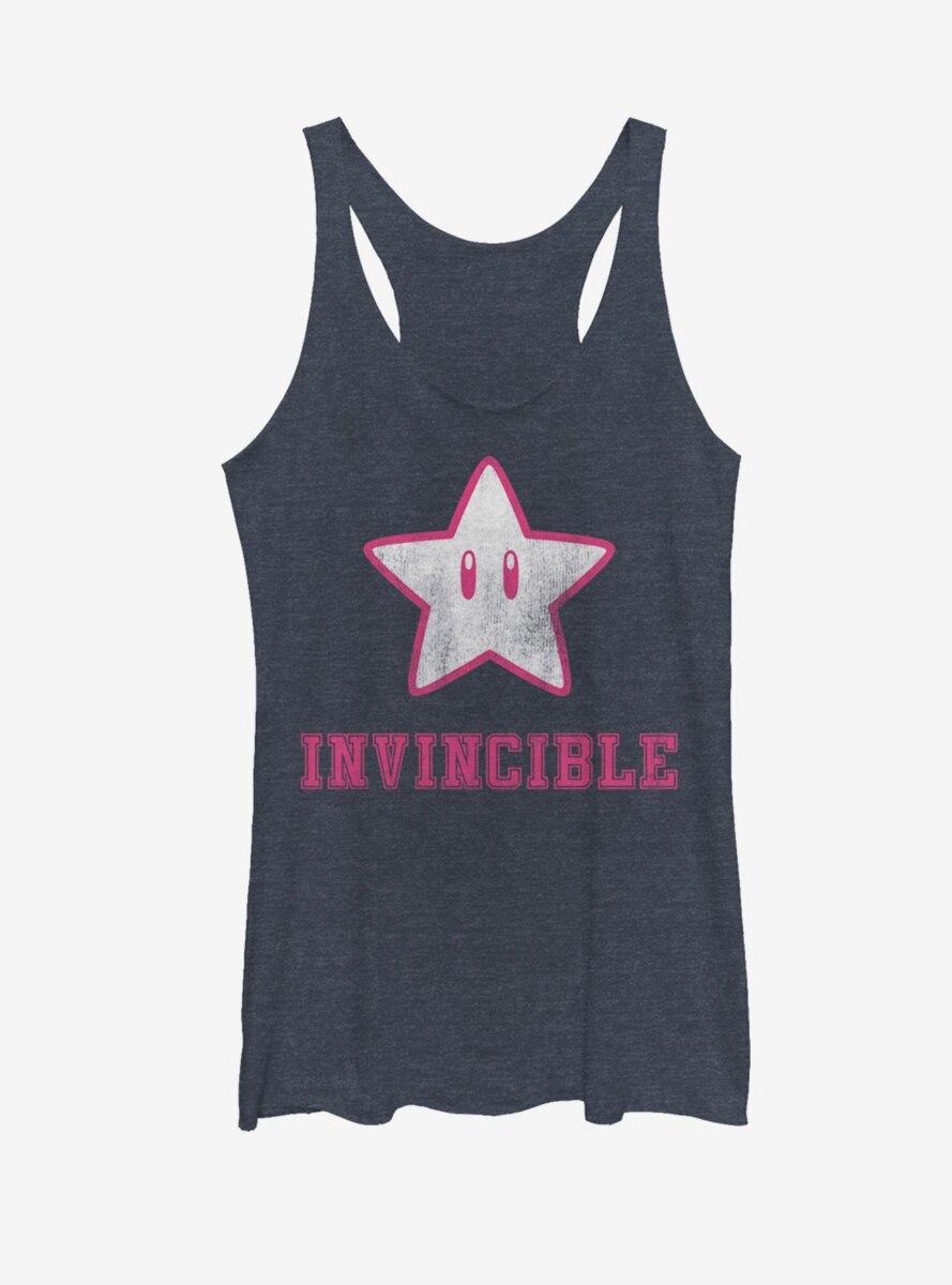 Nintendo Super Star Invincible Womens Tank