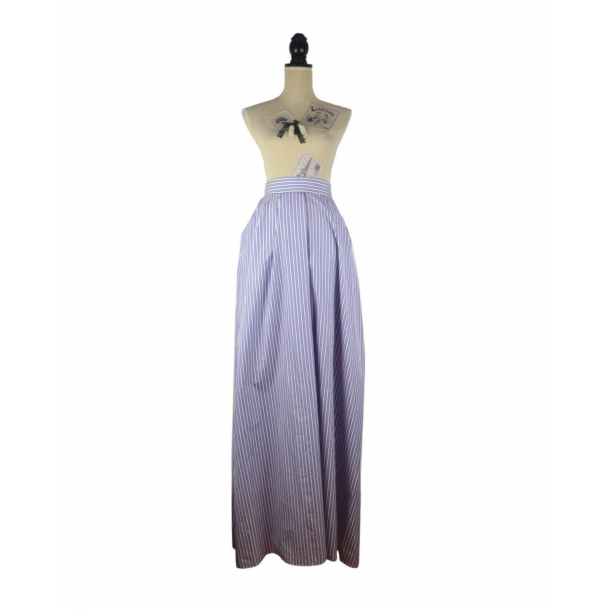 Rochas \N Multicolour Cotton skirt for Women 40 IT
