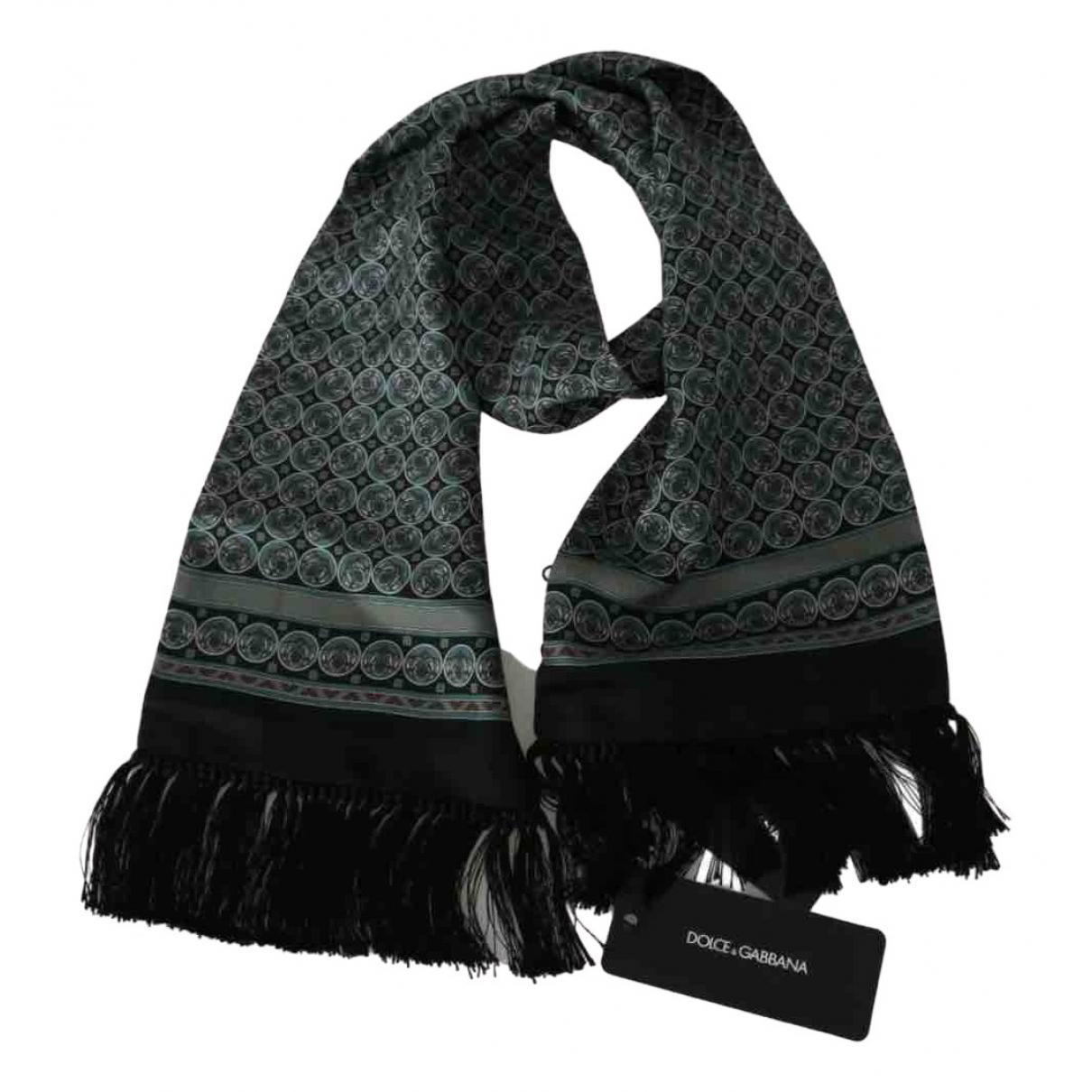 Dolce & Gabbana \N Tuecher, Schal in  Bunt Seide