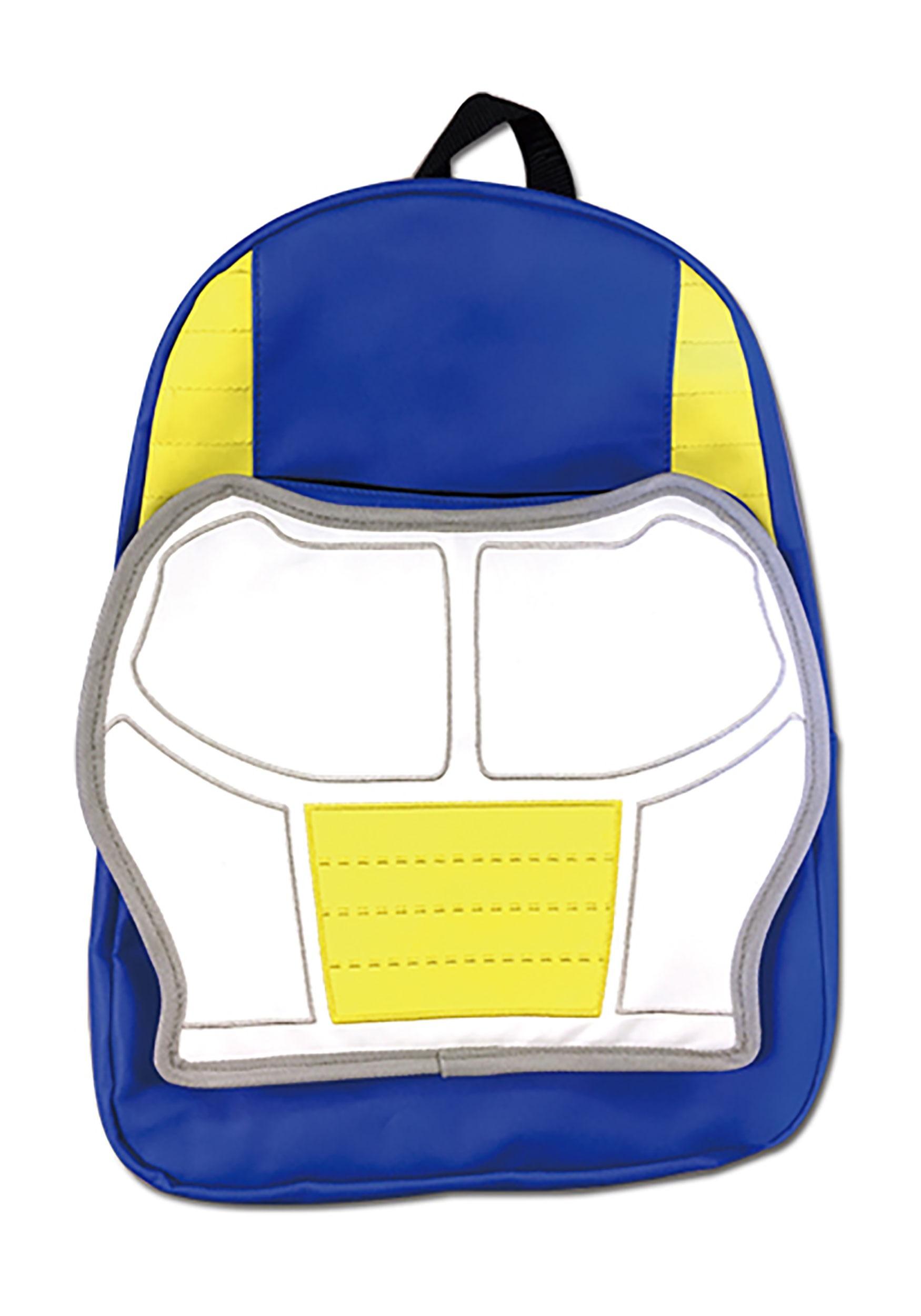 Goku Saiyan Dragon Ball Z Armor Backpack