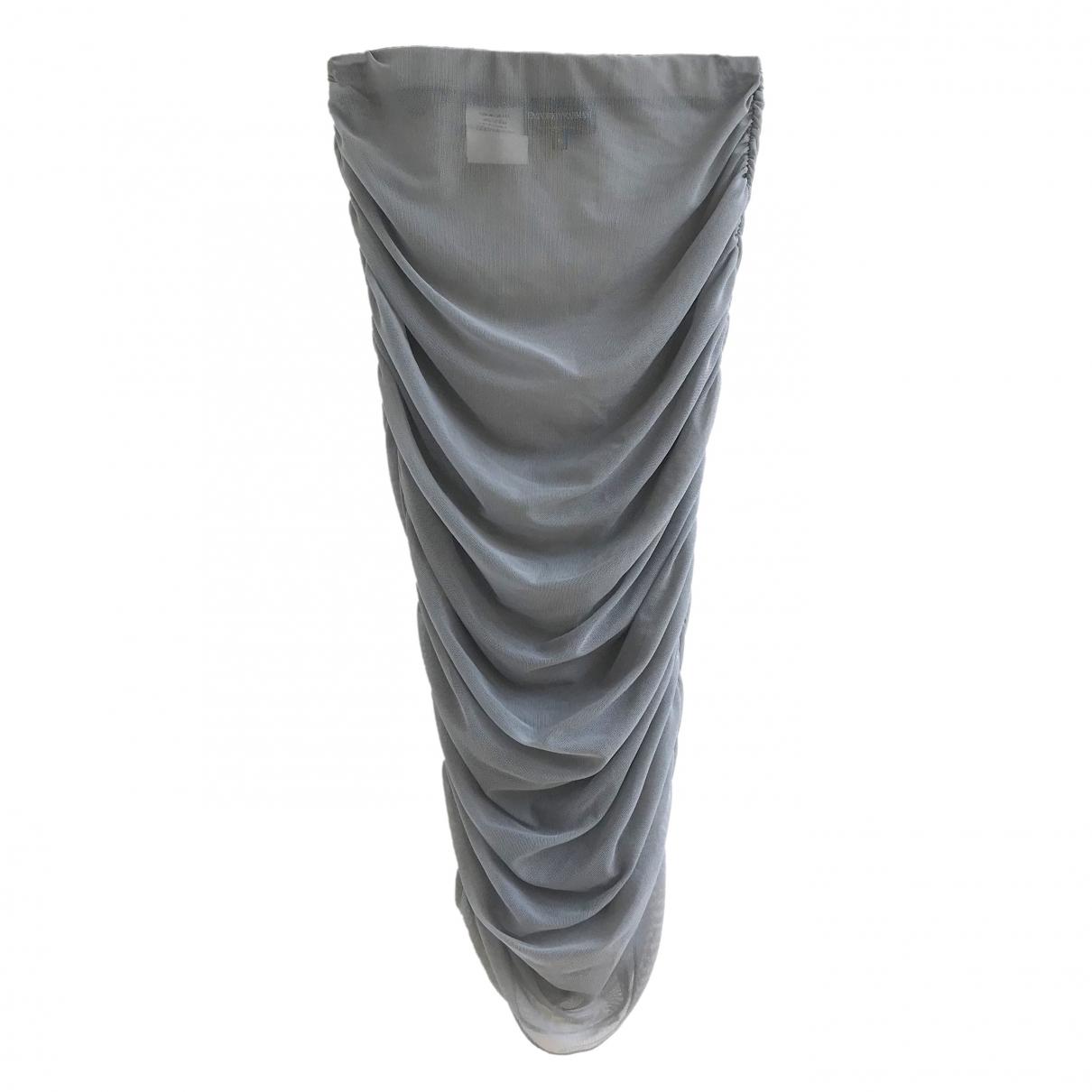 Emporio Armani \N Grey skirt for Women 40 IT