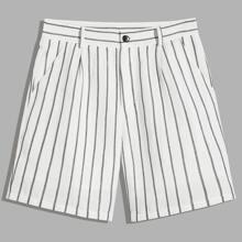 Maenner Shorts mit Streifen