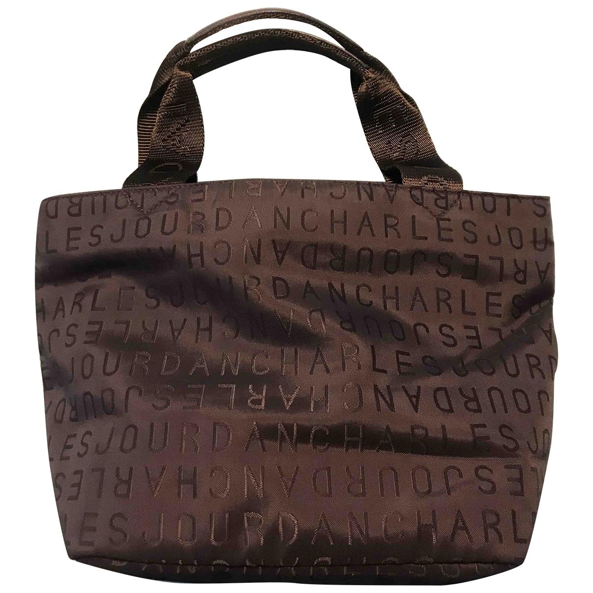 Charles Jourdan \N Brown handbag for Women \N