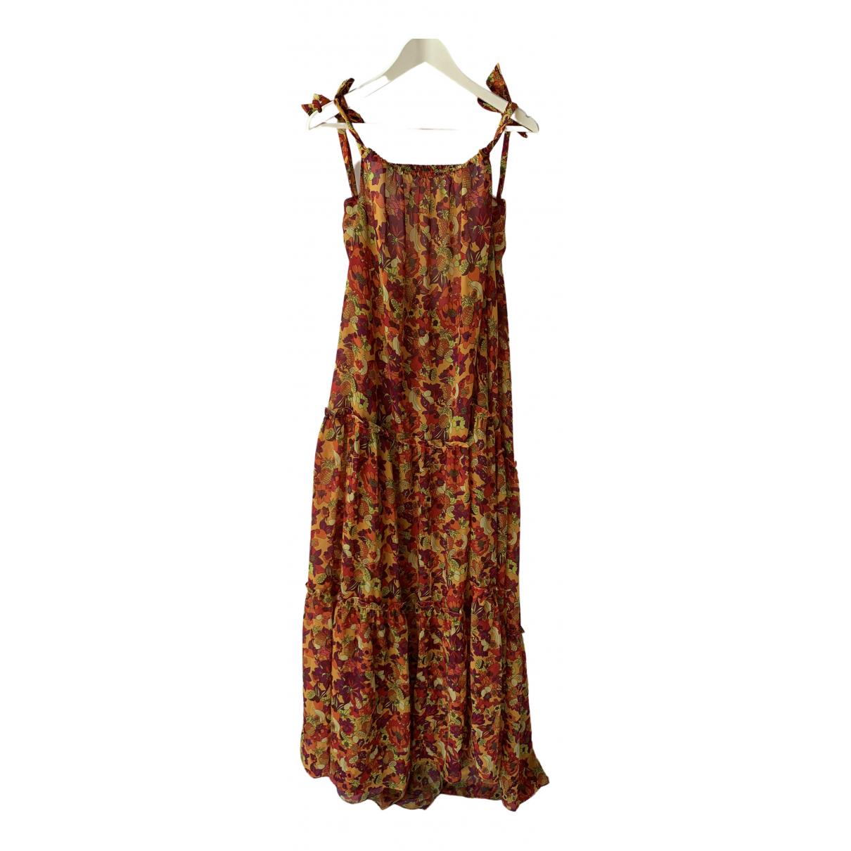 Adriana Degreas \N Kleid in  Bunt Polyester