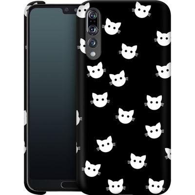 Huawei P20 Pro Smartphone Huelle - Cat Pattern von caseable Designs