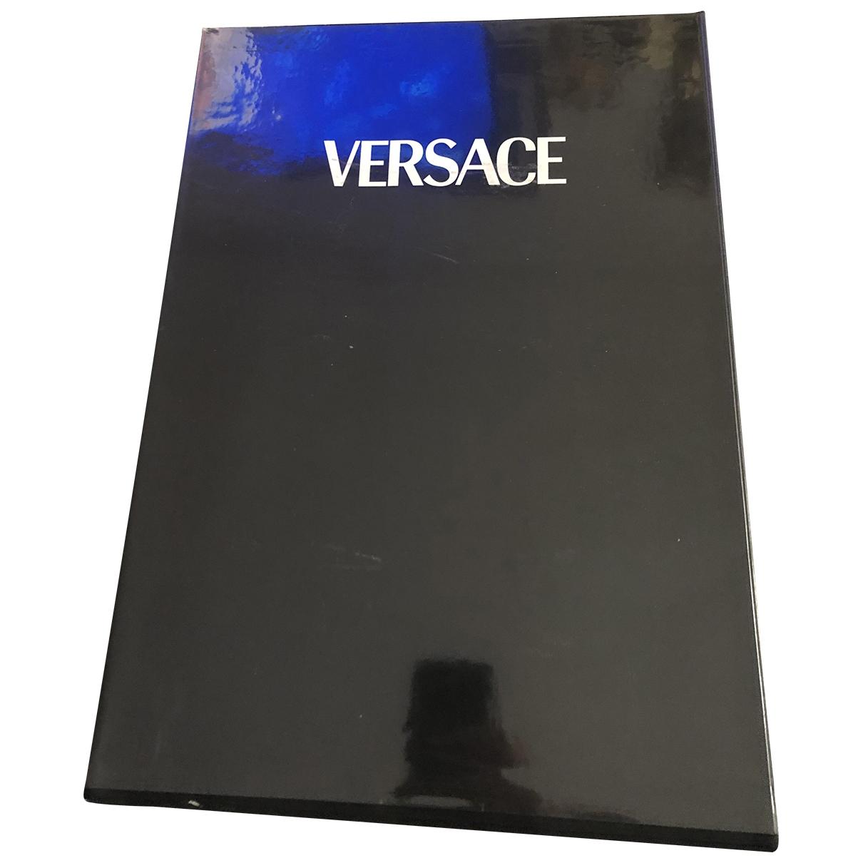 Versace - Mode   pour lifestyle en bois - multicolore