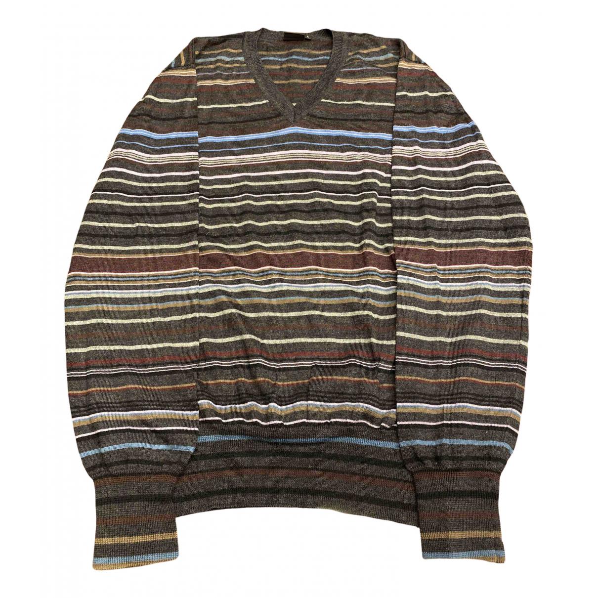 Paul Smith - Pulls.Gilets.Sweats   pour homme en laine - noir