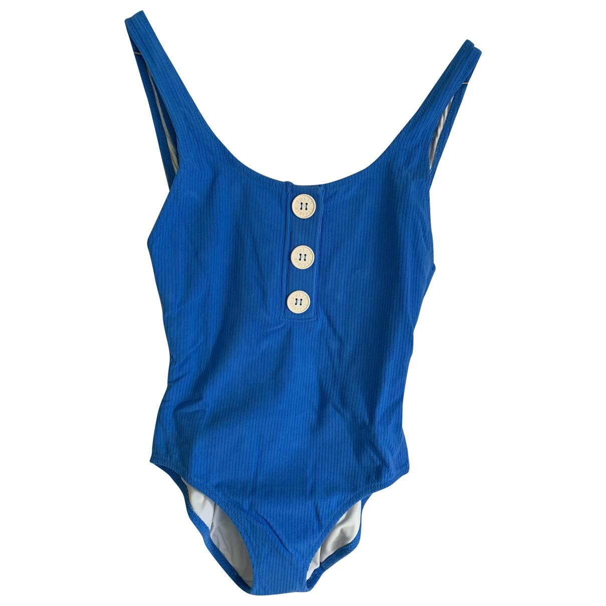Solid & Striped - Bain   pour femme - bleu