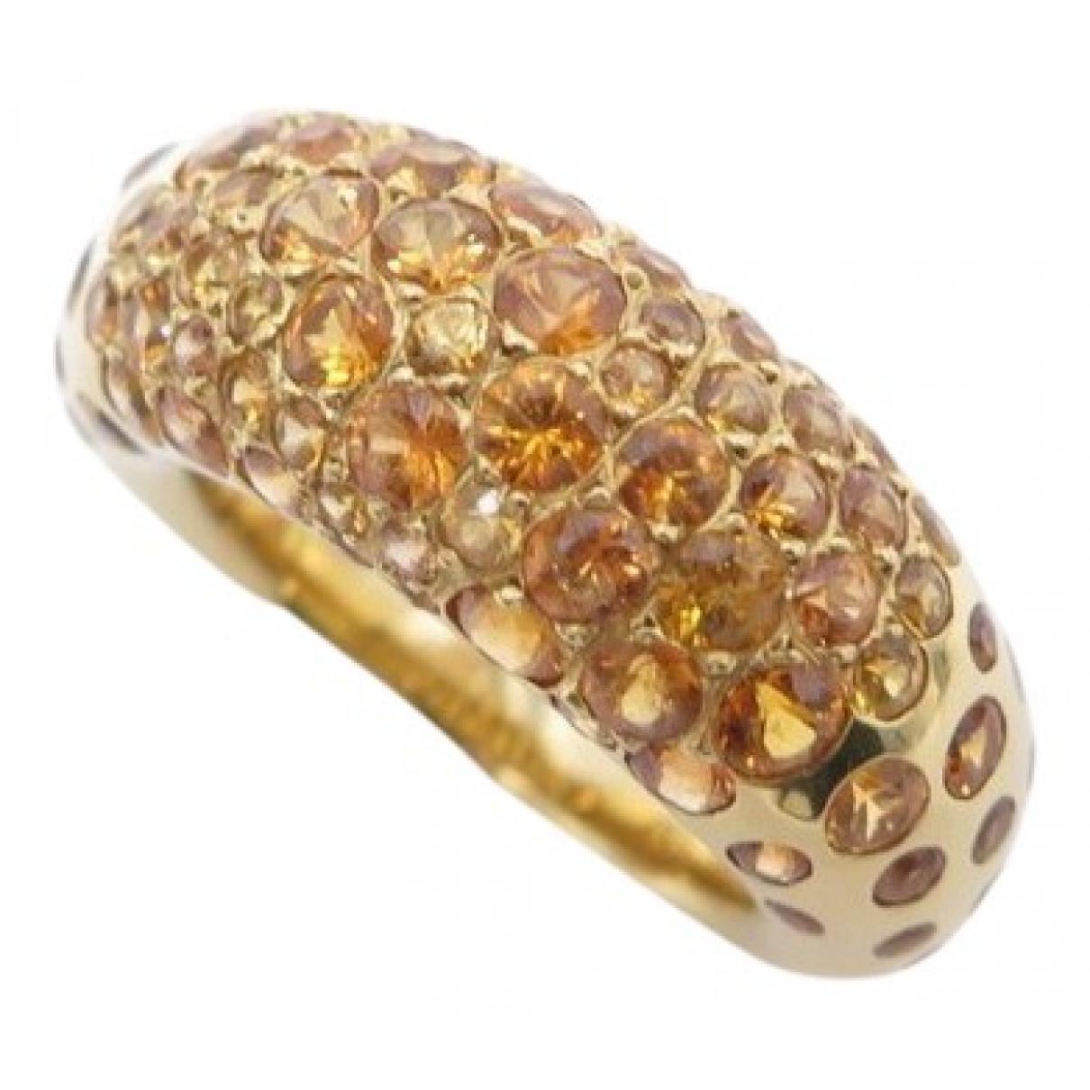 Chaumet - Bague   pour femme en or jaune - dore