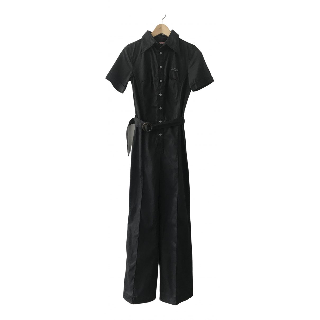 Diesel \N Anthracite jumpsuit for Women M International