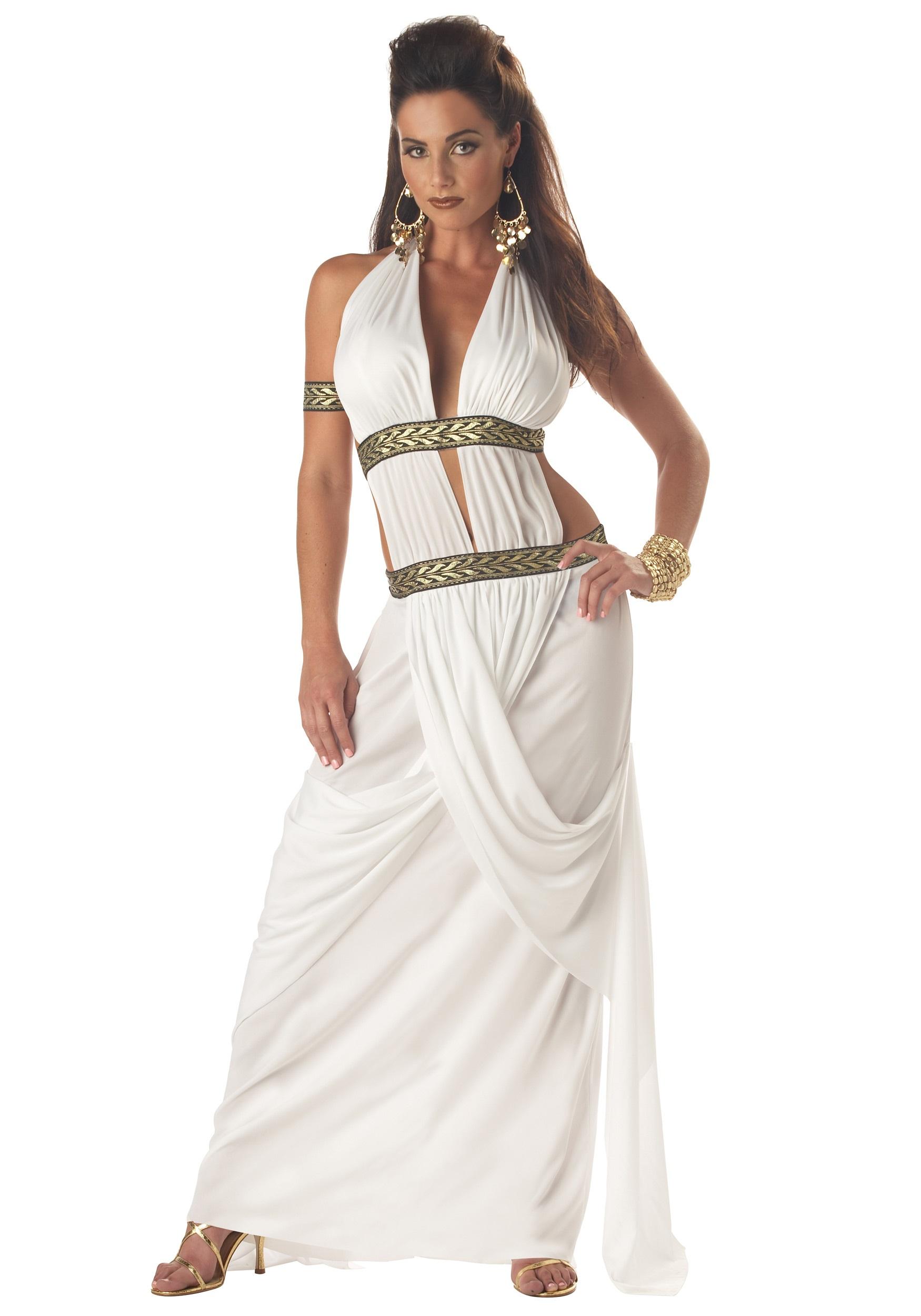Women's Spartan Queen Costume   Ancient Greek Costume
