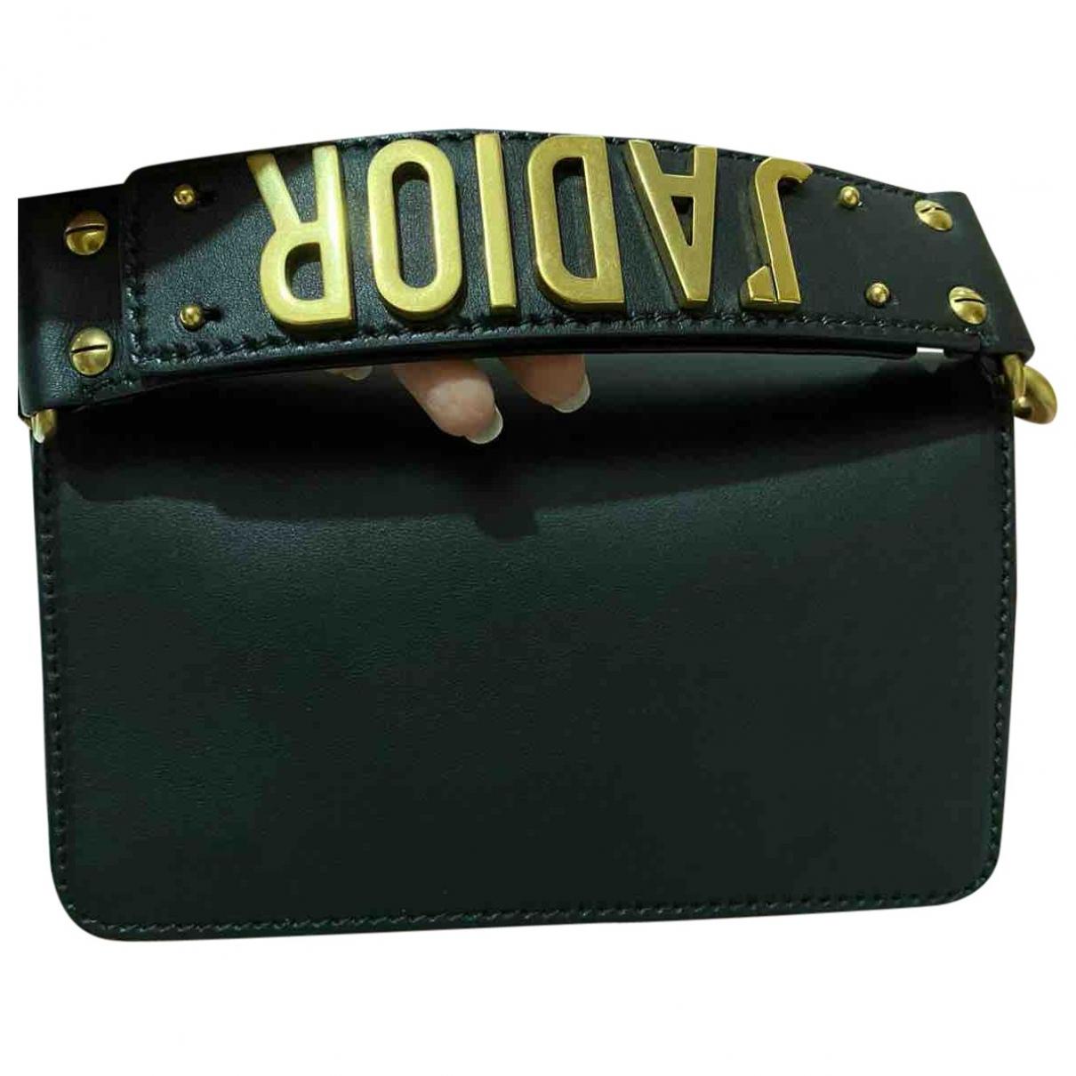 Dior Jadior Handtasche in  Schwarz Leder