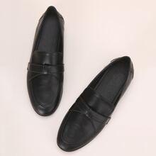 Minimalist Slip On Loafers
