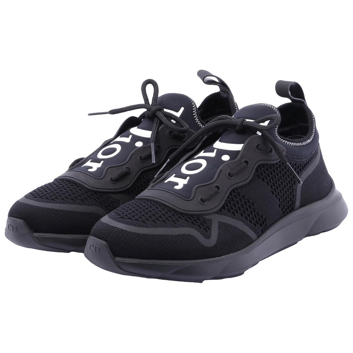 Dior Homme N Black Trainers for Men 41 EU