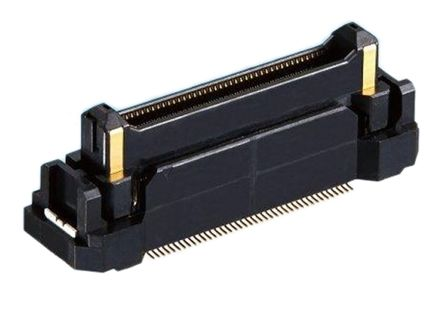 Hirose , FunctionMAX FX23, 40 Way, 2 Row, Right Angle PCB Header (5)