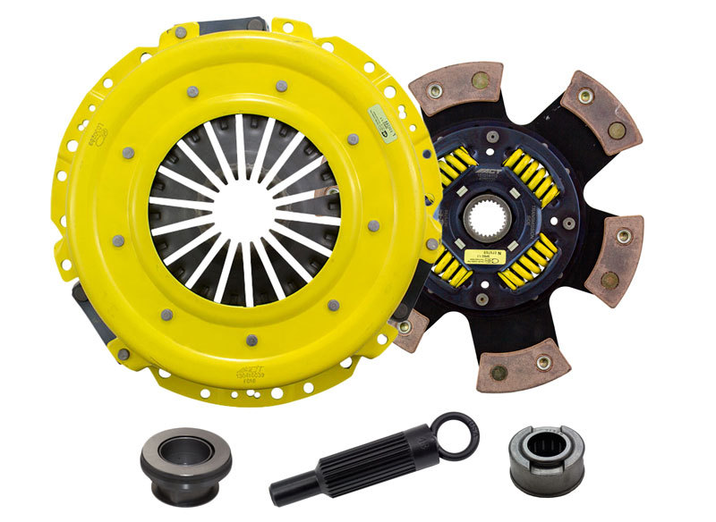 ACT FM9-HDG6 HD/Race Sprung 6 Pad Clutch Kit Ford Mustang 99-04