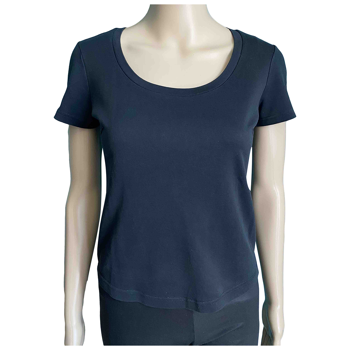 Prada \N Black Cotton  top for Women S International