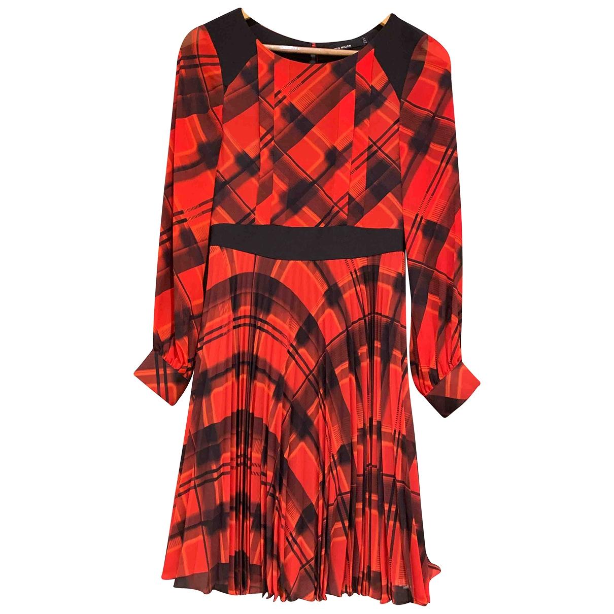 Karen Millen \N Red dress for Women 8 UK