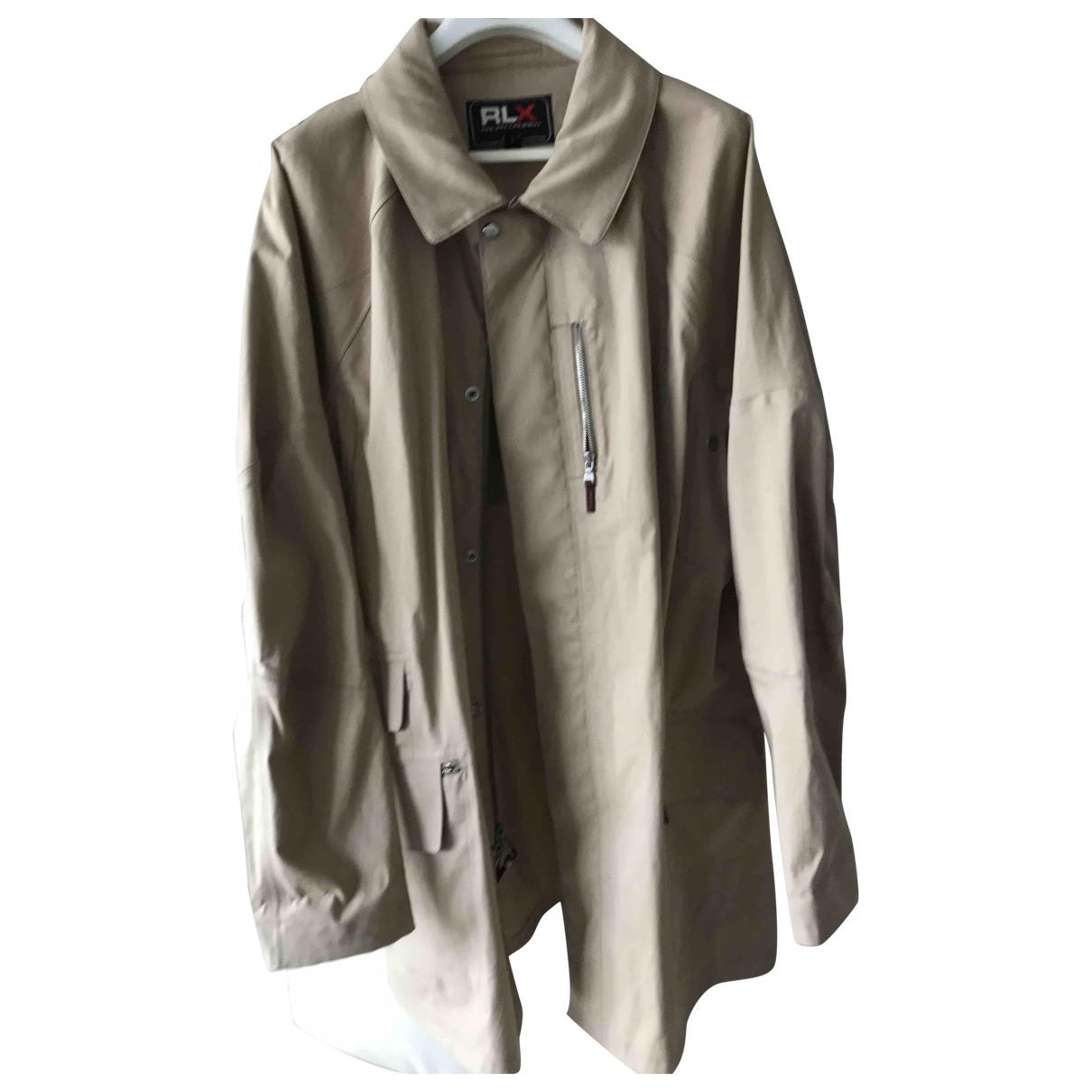 Ralph Lauren - Vestes.Blousons   pour homme en coton - beige