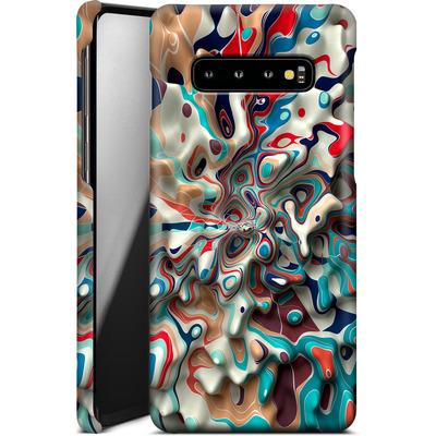 Samsung Galaxy S10 Plus Smartphone Huelle - Weird Surface von Danny Ivan