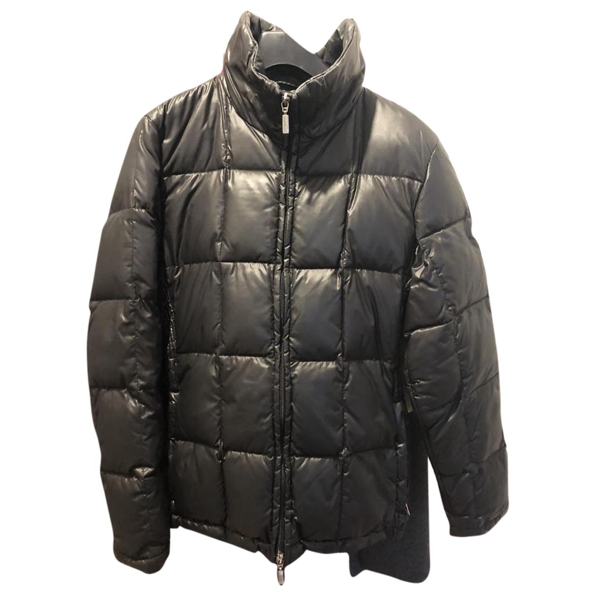 Moncler - Manteau Classic pour femme - noir