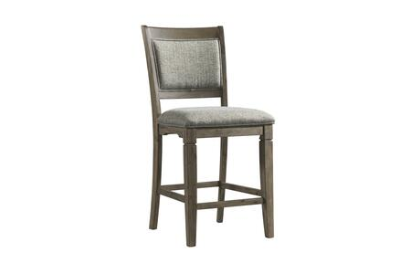 Collection 5051-55-2 Counter Height Stools in Brown