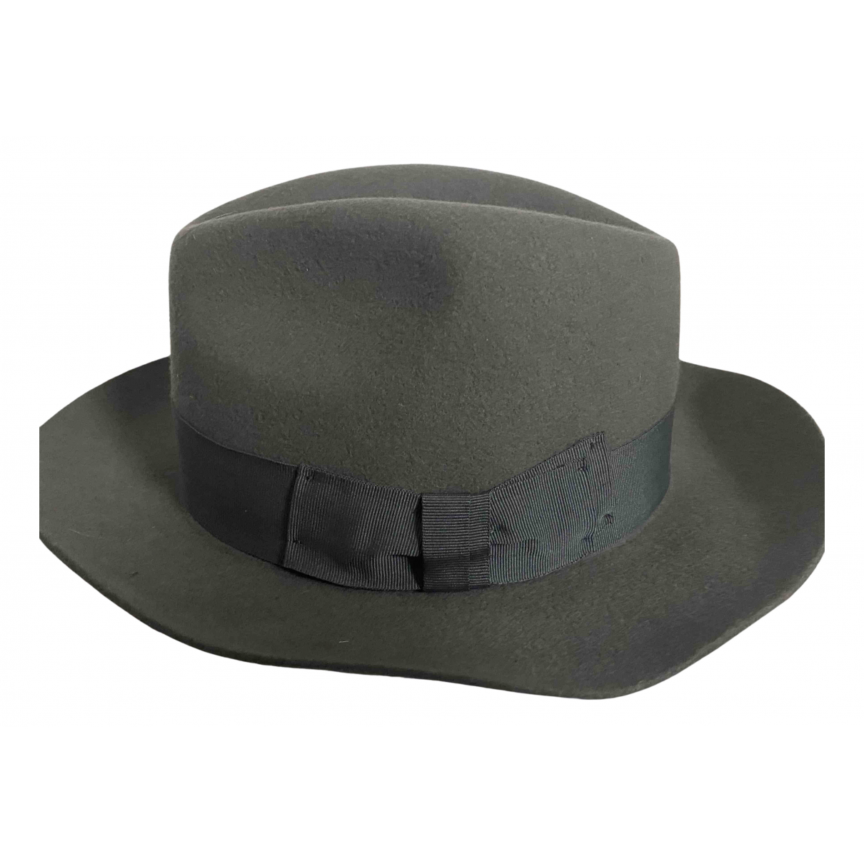 Paul Smith - Chapeau & Bonnets   pour homme en laine - gris