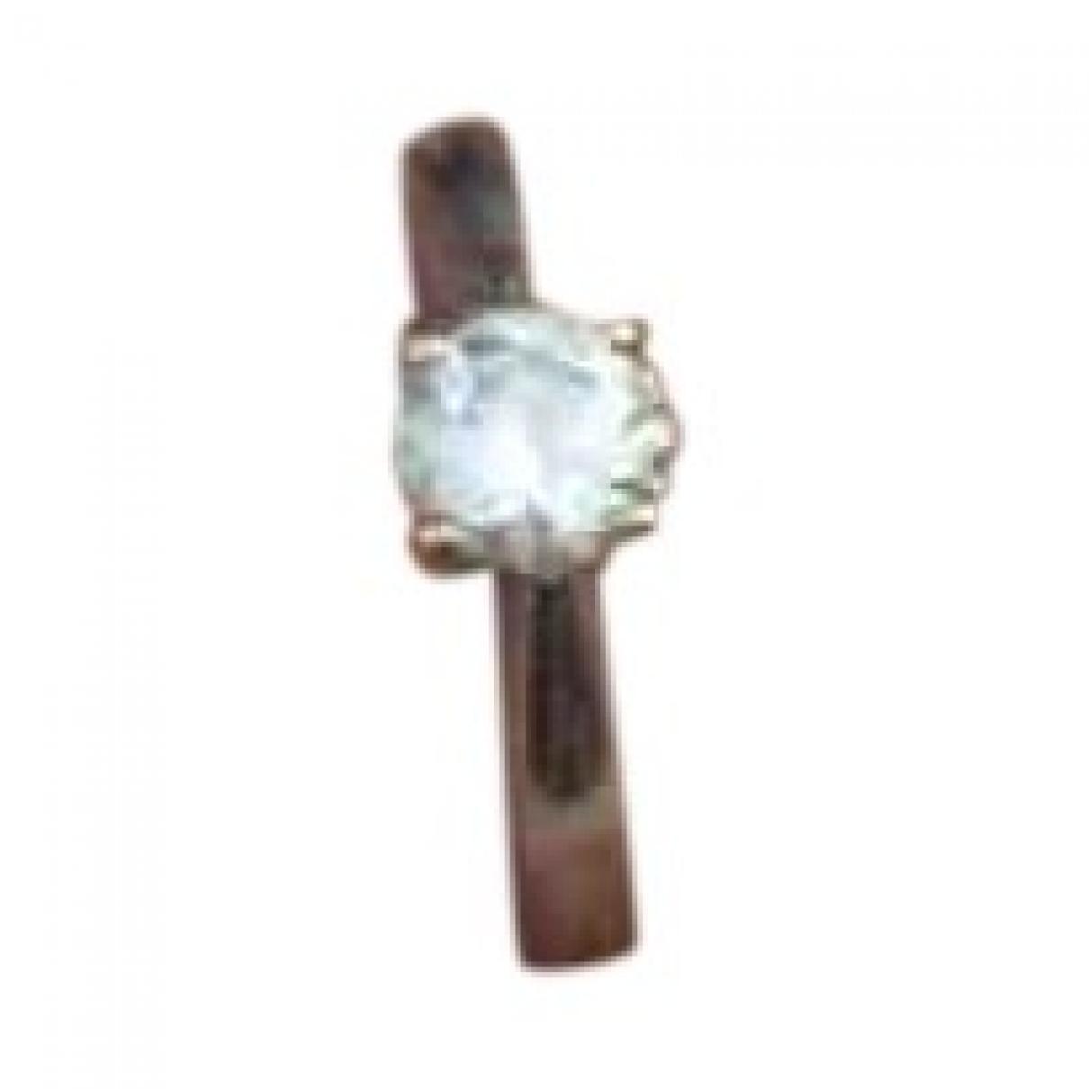 Edouard Nahum \N Silver White gold ring for Women \N