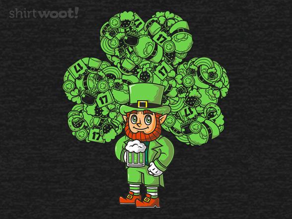St. Paddy's Doodle T Shirt