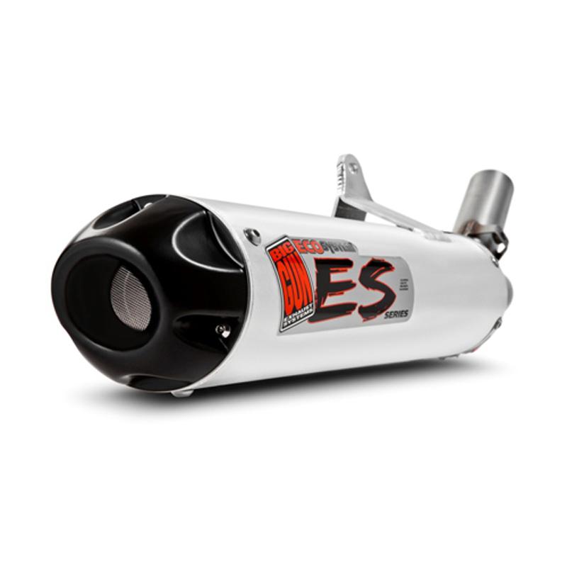 Big Gun ECO Slip On Muffler Polaris Outlaw 525 S 08-10