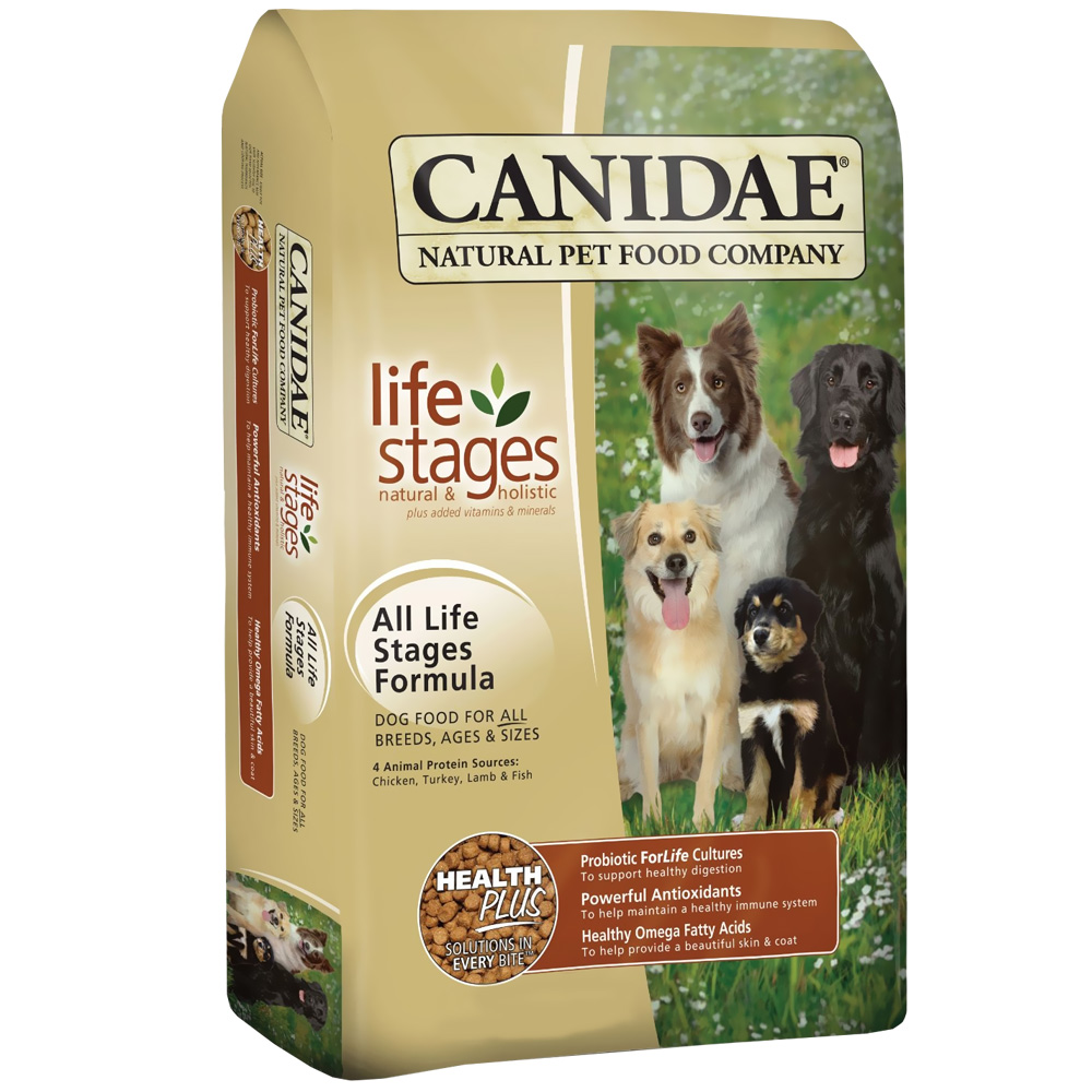 Canidae Original Life Stages Dry Dog Food (44 lb)