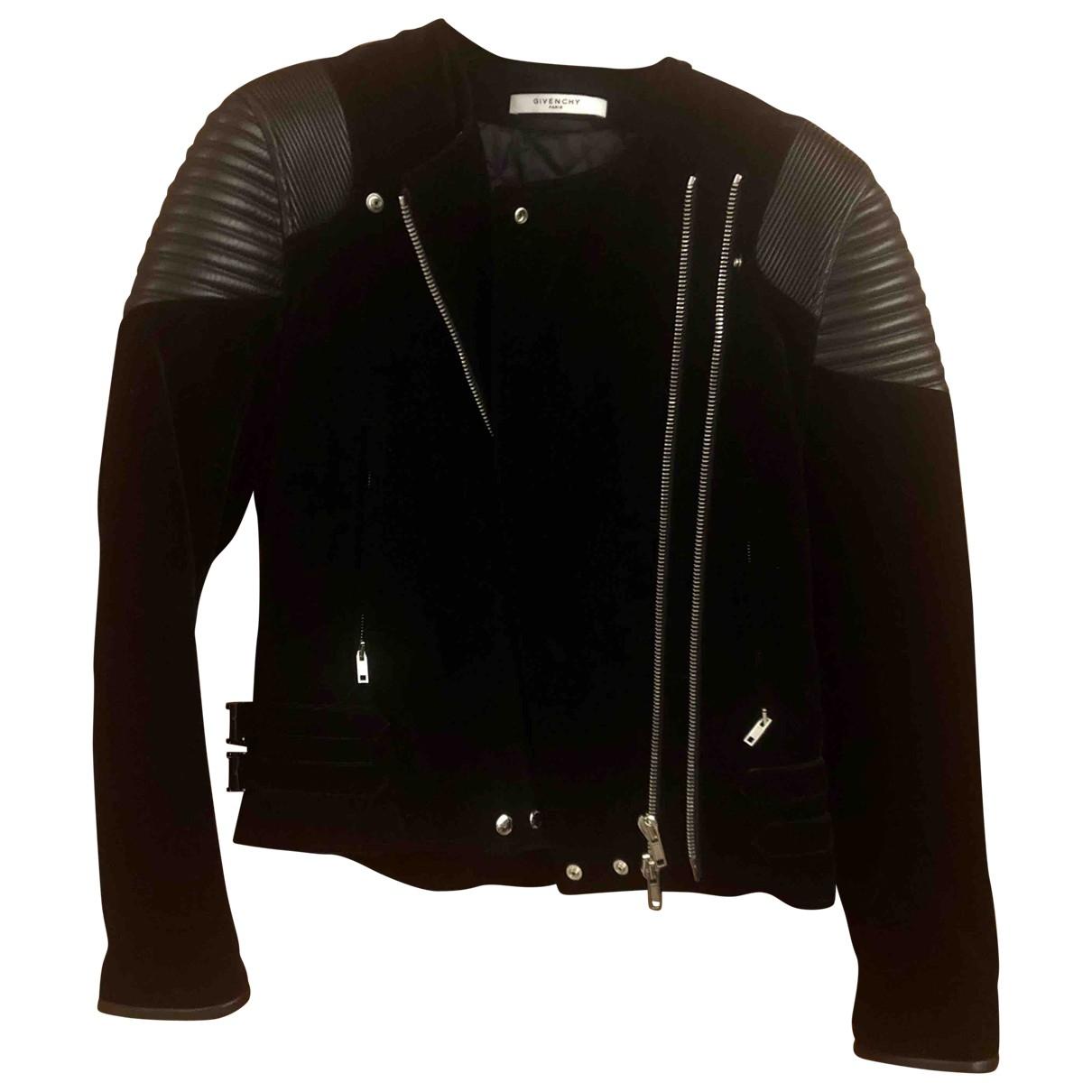 Givenchy - Veste   pour femme en velours - noir