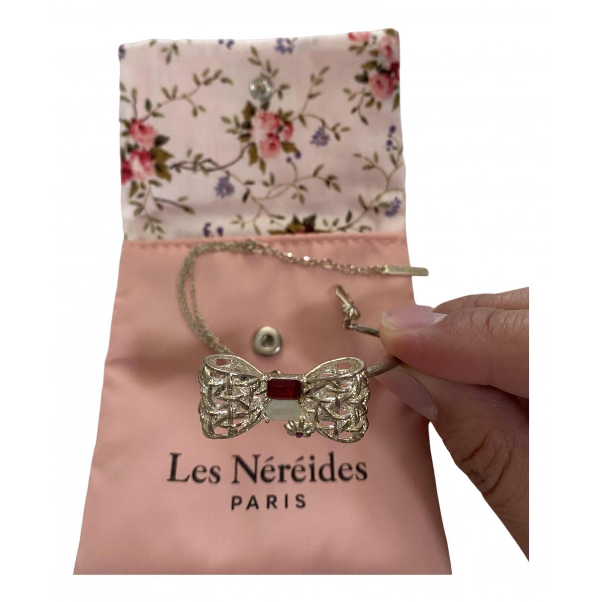 Les Nereides - Bracelet   pour femme en metal - argente