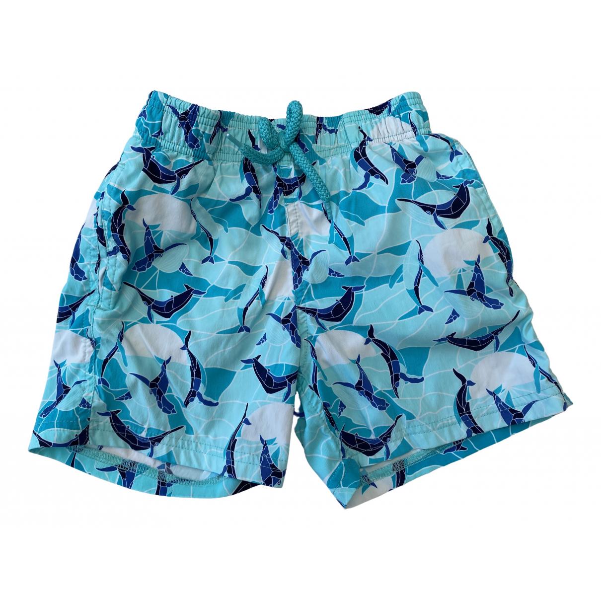 Vilebrequin - Short   pour enfant - bleu