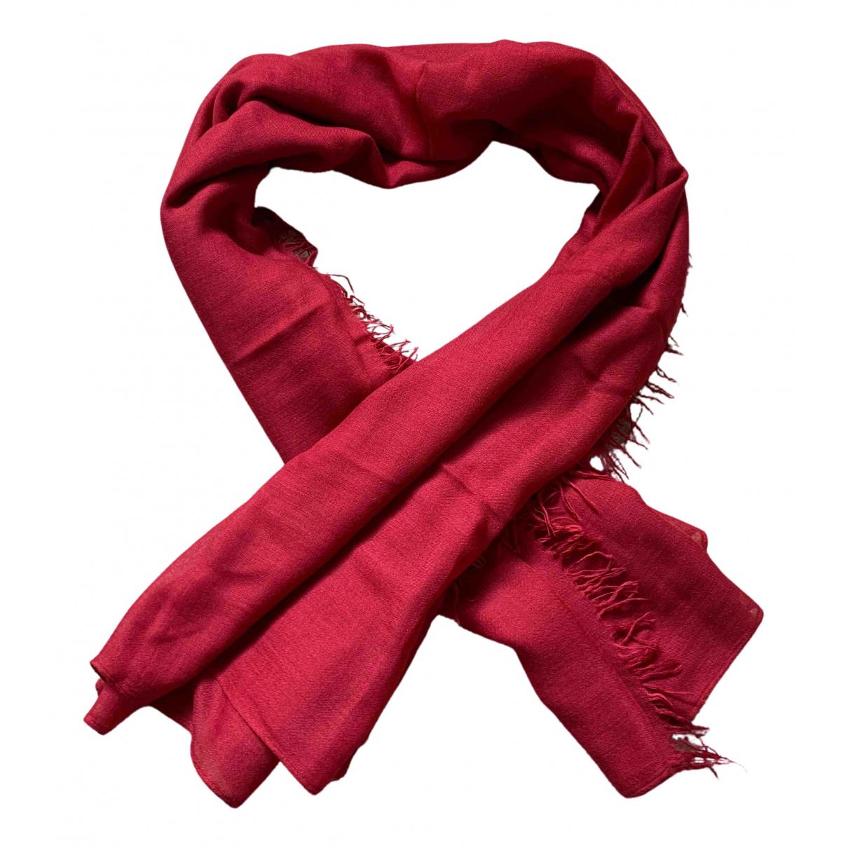 Isabel Marant Etoile N Red scarf for Women N