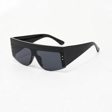 Gafas de sol de hombres superior plano