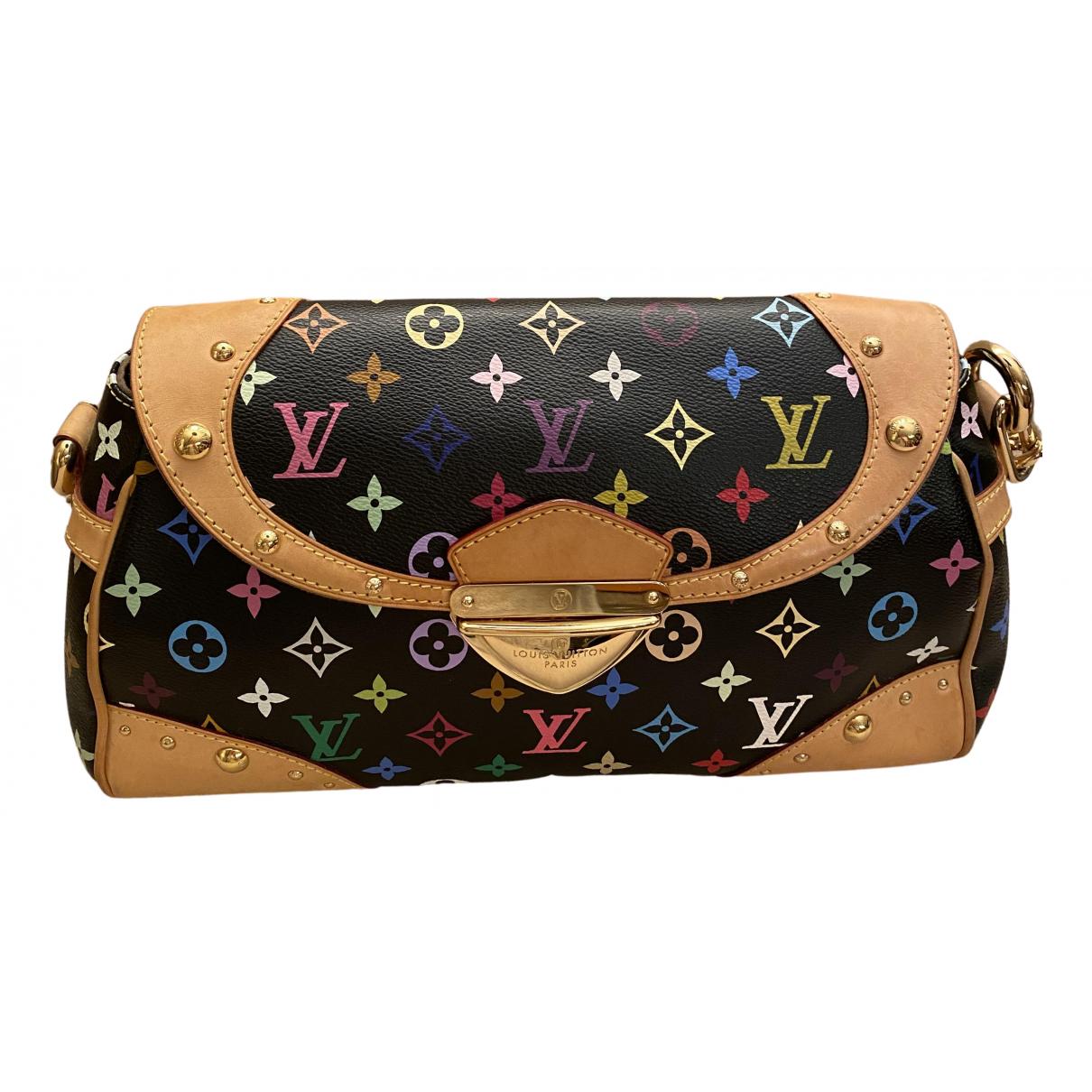 Louis Vuitton Marilyn Handtasche in  Bunt Leinen